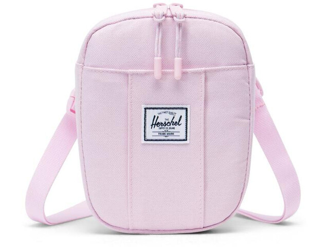 Herschel Cruz Crossbody Bag pink lady crosshatch